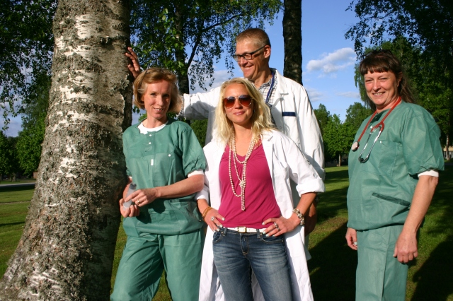 läkar